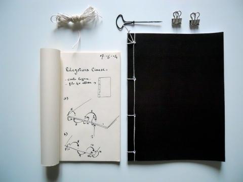 book end binding