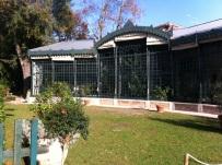 Sede della mostra Natural Recall - Serra dei Giardini di Venezia