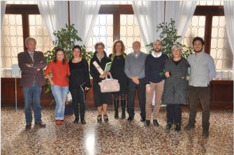 Natural Recall - Conferenza stampa - Comune di Venezia, 11 novembre 2014