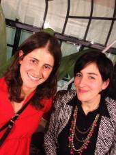 with Anna Pirolli